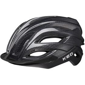 KED Champion Visor Pyöräilykypärä , musta